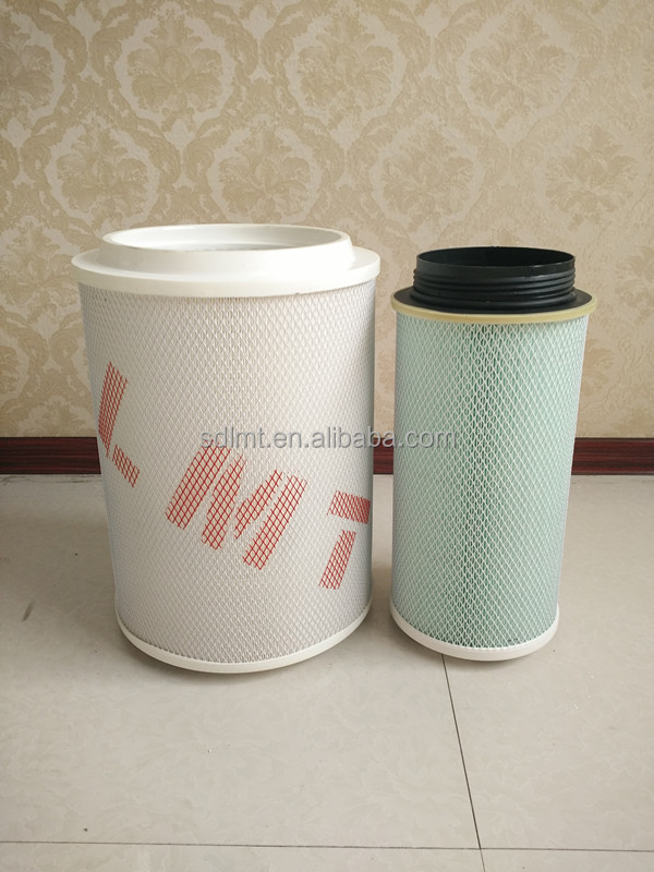 Diesel engine parts Air filter C19460 for truck
