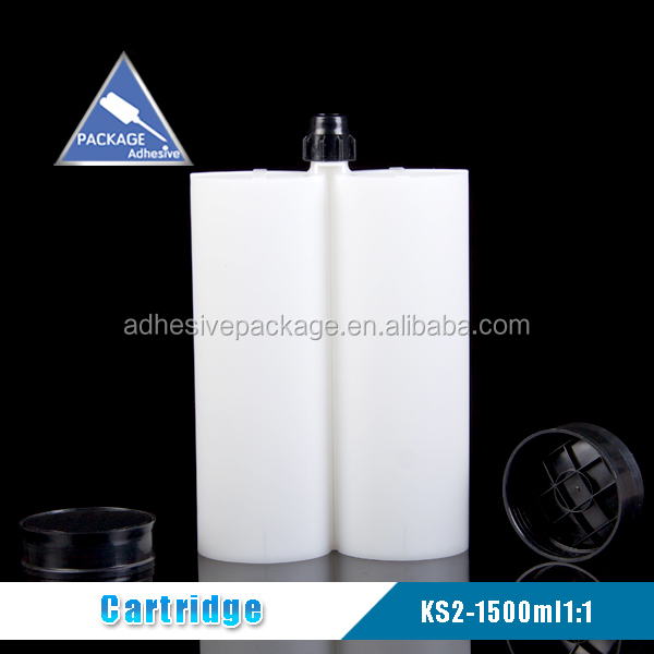 KS-2 1500ml 1:1 Glue Container or Plastic Chemical Storage Container