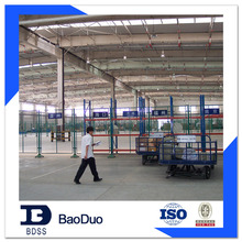 cheap standard prefabricated steel structure warehouse