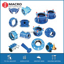 HDPE Flange Adaptor For Ductile Iron Pipe