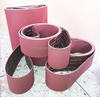 Aluninum Oxide Abrasive Sanding Cloth Narrow