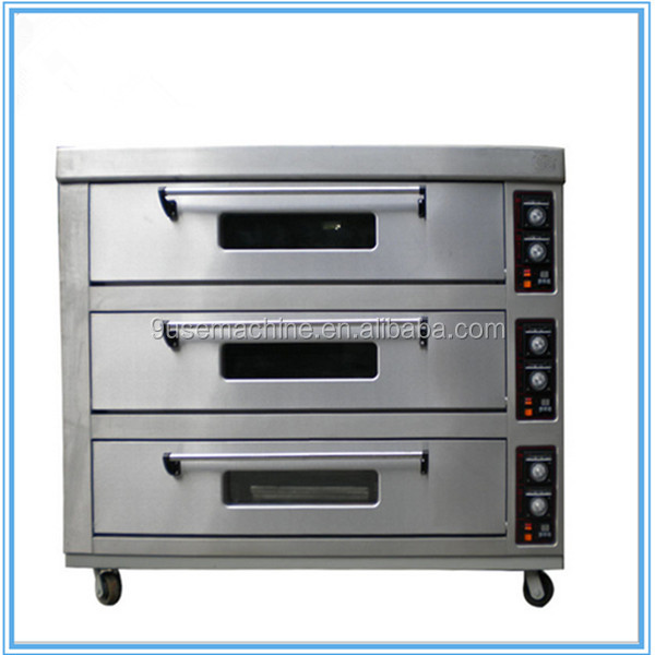 2015 Best quality industrial oven