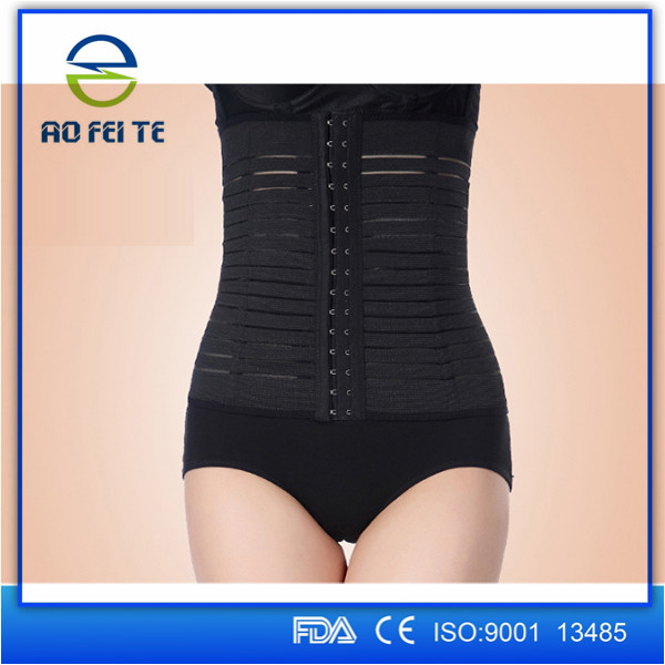 Aofeite CE & FDA Certificate factory wholesale slim lose weight belt reduce belly fat