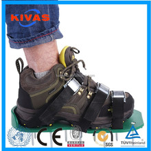 spiked lawn grass aerator spike aerating shoes