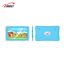 New stylish capacitive 8G 7 inch children kids tablet computer children learning tablet