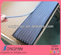 extrusion flexible fridge rubber magnetic door seal strip