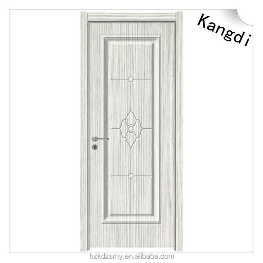 Pvc wooden door china cheap pvc door pvc sheet for for Cheap pvc door