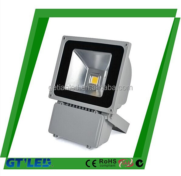 COB LED Floodlight/Flood Lamp, 10W 30W 50W 100W IP65 Outdoor LED Lighting for Building Outdoor Wall