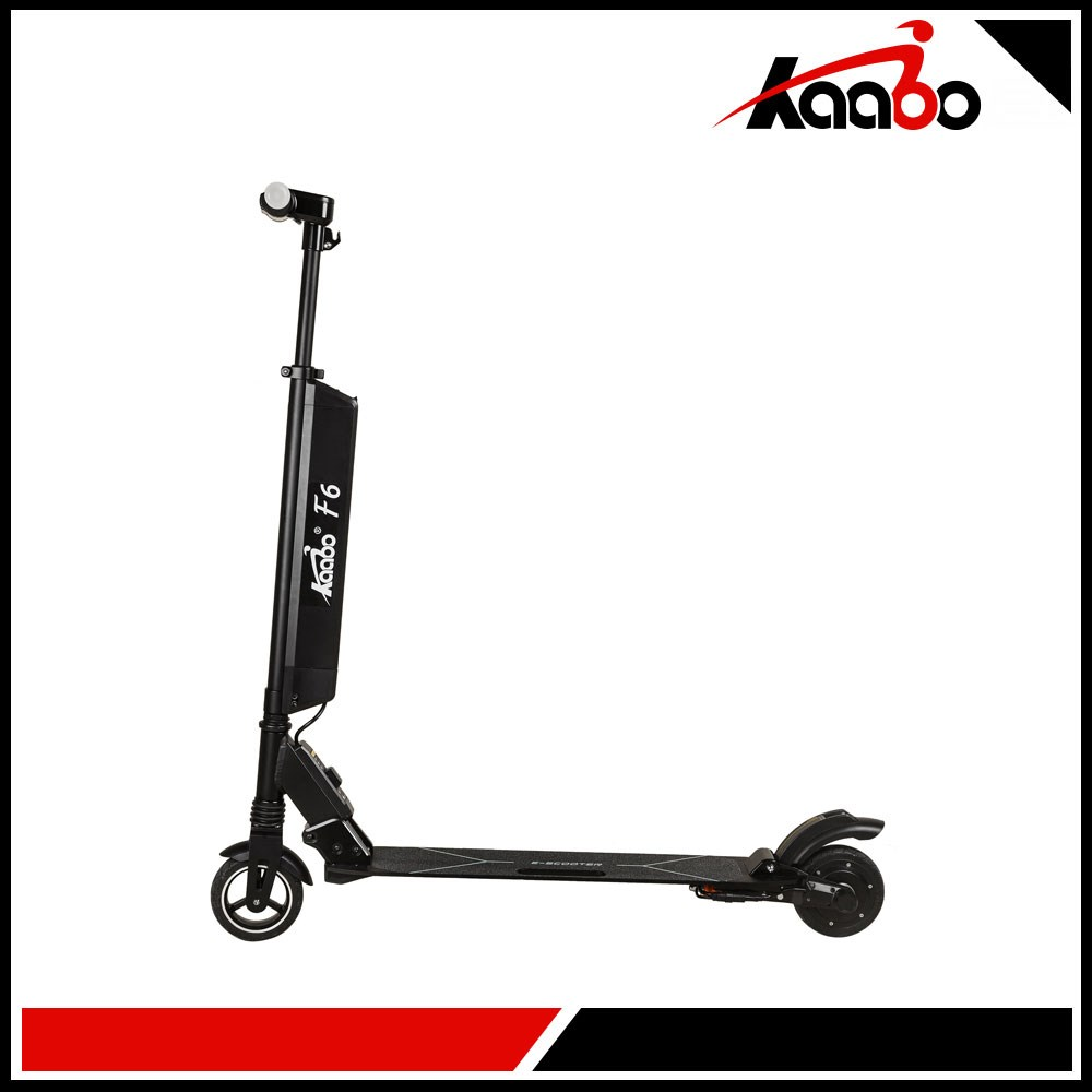 2017 New Trending Kick Scooter Stand Scooter Electric Trike Scooter