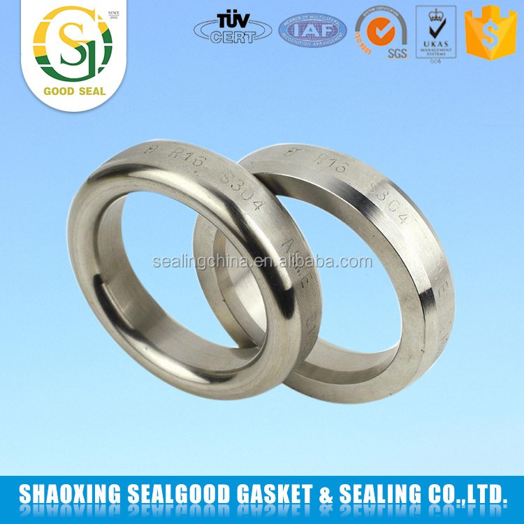 high temperature and high pressure resistance Octagonal Ring Joint Metal Gasket