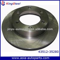 Magnetic Disc Brakes for Toyota 4Runner 3.4i 4x4 43512-35280