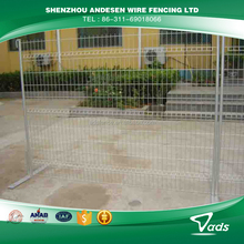 hot dipped galvanized canadian temporary fence