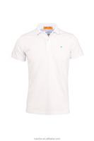 customized short sleeve 100% cotton polo shirt for sport polo golf shirts
