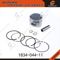 for HONDA ACTIVA 100 4 Stroke motorcycle cylinder block piston