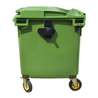 Factory Direct Ourdoor Plastic Waste Bin