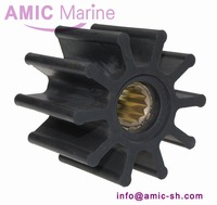 Water Pump Flexible Rubber Impeller Replace Jabsco 17937-0001