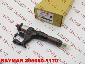 DENSO Common rail injector 295050-1170, 095000-6750, 095000-6753 for HINO J08E 23670-E0030, 23670-E0031