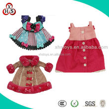 custom high quality fashion and Unique 11-18 inch american gril Doll Clothes