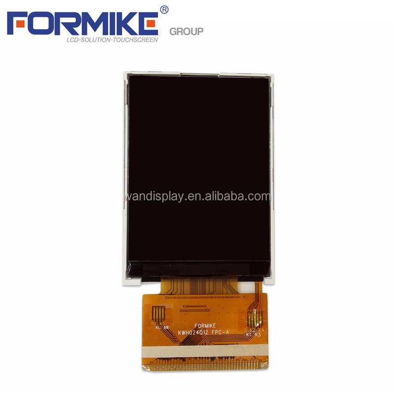 240*320 resolution tft active matrix lcd 2.4 inch tft lcd display