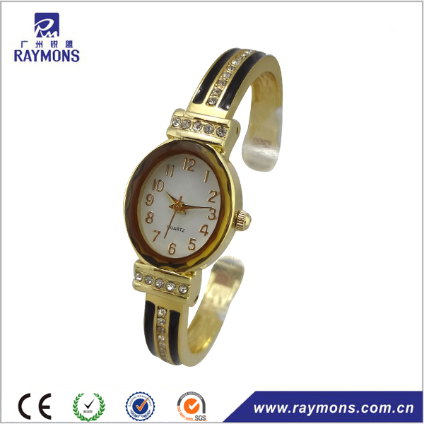 Luxury Best Option Ladies Bracelet Custom Logo Watch at Good Price