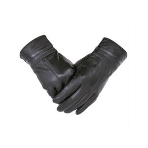 men's fashion style leather gloves sheep leather gloves