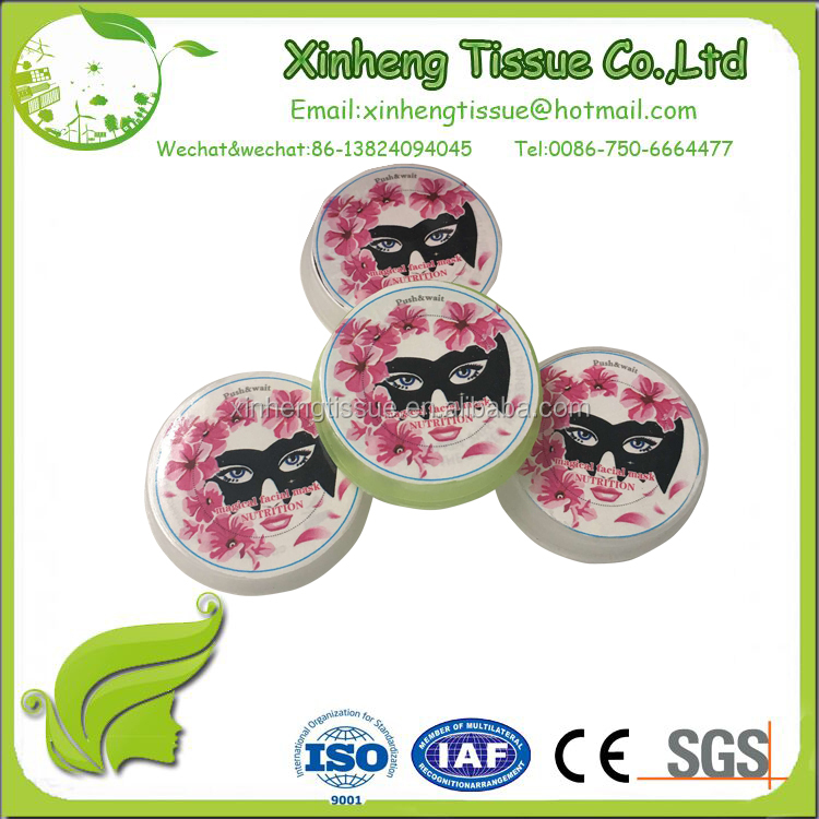 Disposable magic push wet wipe functional wet wipes with customized logo