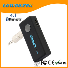 Wireless 4.1 bluetooth receiver,best sale,bluetooth music receiver adapter/