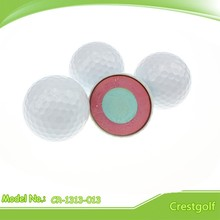Four layers tournament golf ball hardness 90%-105% Blank Golf Ball