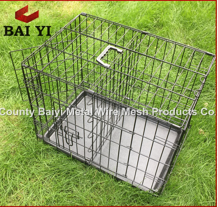 China Wholesale expanded metal dog cage