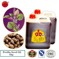 Traditional perilla seeds brand names oil/Cooked squeeze Perilla seed oil
