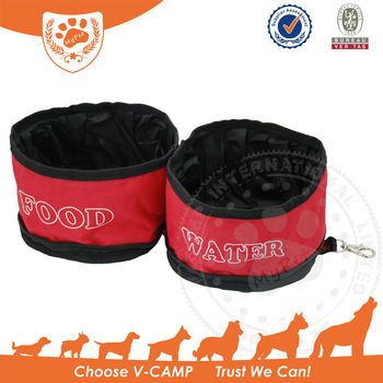 My Pet Polyester Dog Water Bowl