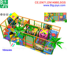 2016 Bigjoys indoor treehouse playground euqipment BJ-GXIP1644