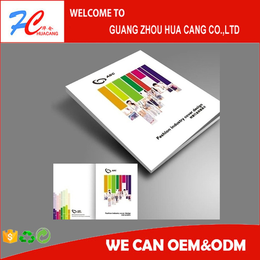 High Quality Full Colour Customized Travel Brochure Design, brochure printing