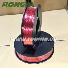 5000meters Automatic machine use Metallic Golden Wire Twist tie