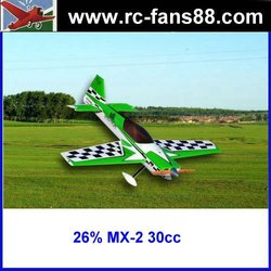 26% MX-2 30cc Gasoline RC Airplane