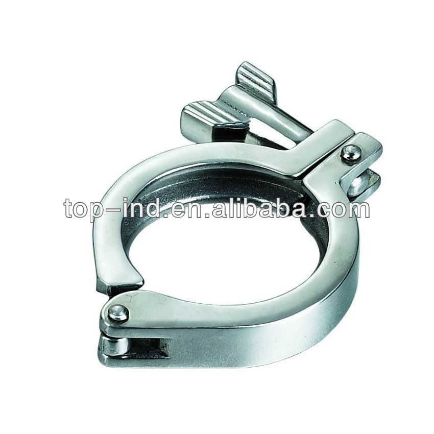 SS 304 pipe clamp