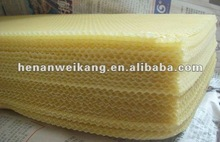 High quality and competitive price beeswax foundation sheets