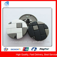 YX5511 Metal Fancy Decorate Clothes Snap Button