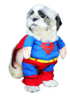 Cheap Unique and Quality Pet Dog Superhero Costume Clothes Apparel Supplier from Philippines- Wholesale