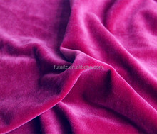 polyester solid short pile micro fleece sofa fabric