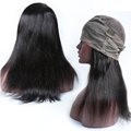 Back to school virgin hair lace wig human hair