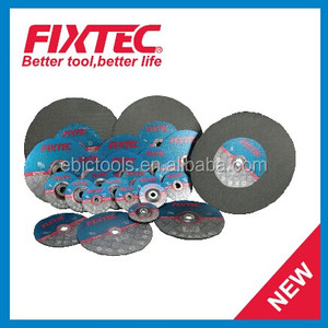 FIXTEC Power Tool Accessories metal abrasive cutting disc grinding disc