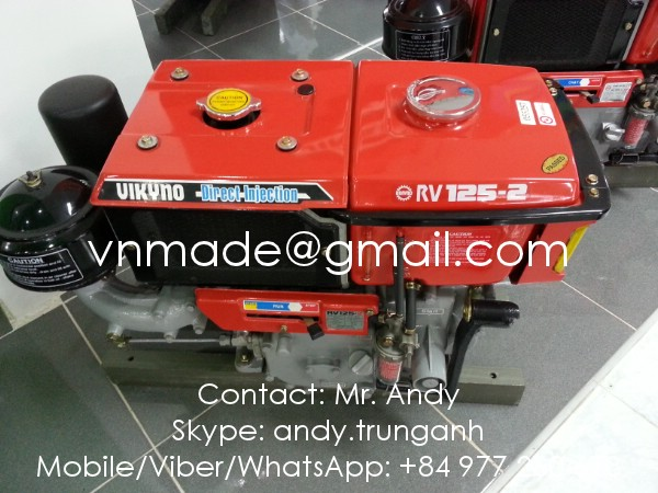 small boat diesel engine
