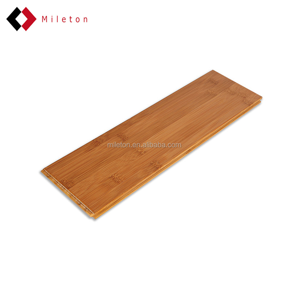 Hot sale 3 layers strand woven engineered Bamboo Floorings with HDF Core