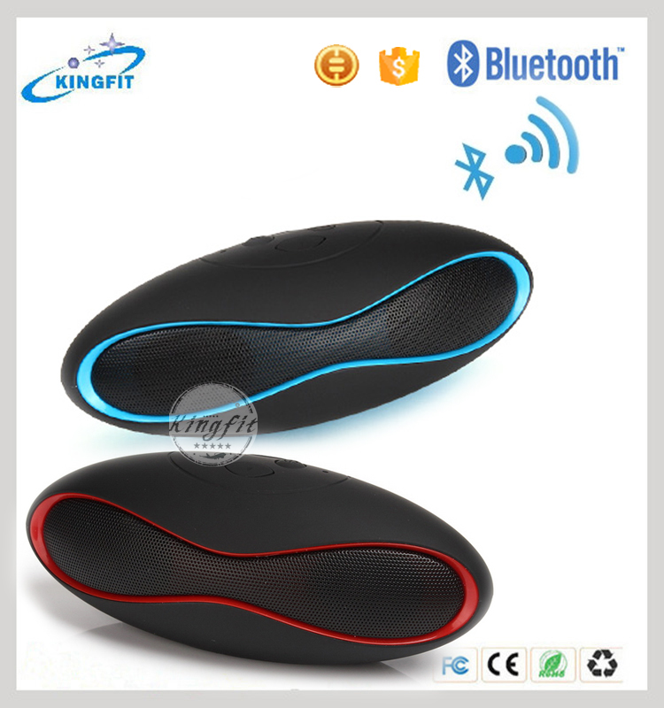 Rechargeable wireless mini bluetooth speaker for iphone 6 plus