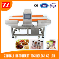 Stainless Steel Electric Metal Detector For Food and Industrial