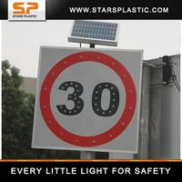 Factory manufacturing road safety sign board with best price