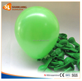 High Quality Latex Round Balloon, Size of 7 inch, Light Green Helium Balloon