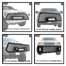 Widely Used Automobile Parts 2014-2016 Toyota Tundra Front Grille