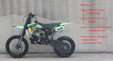 50cc gas Dirt bike cheap pit bike 50 for kids